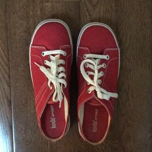 Keds Sport Slip On Sneakers 💗 Red